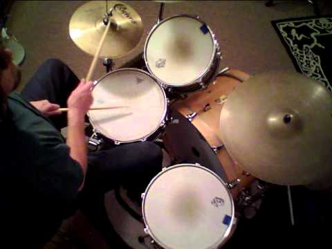 "Jon Biggs Pork Pie Drums "" Sunny Afternoon "" - drum cover"