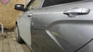 видео Уход за автомобилем Лада Веста