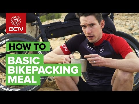 GCN Goes Bikepacking | How To Cook A Basic Meal