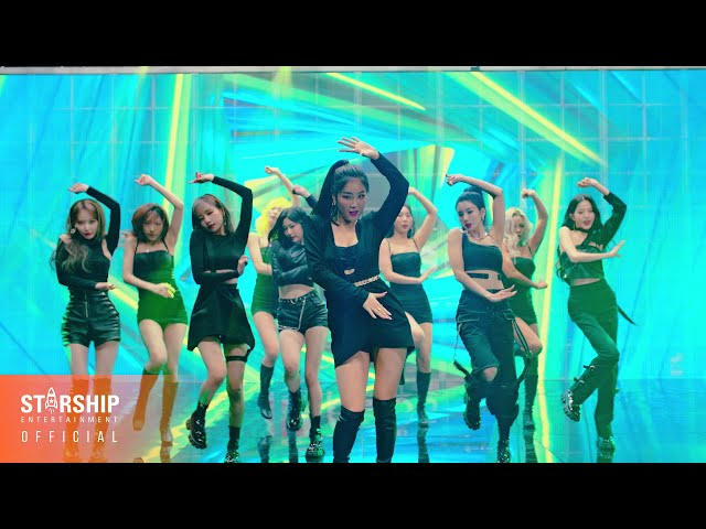 [Performance MV] 소유 X 아이즈원 - ZERO:ATTITUDE (Feat.pH-1)