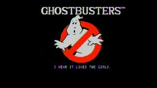 Ghostbusters - Apple IIe