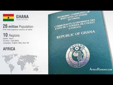 Visa Free Countries For Ghanaian Passport ( Ghanaian Living In Brazil )