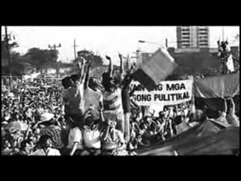 EDSA Revolution Theme - Kumusta Na? by Yano