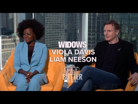 Liam Neeson and Viola Davis' lustful relationship in 'Widows' movie  Extra Butter