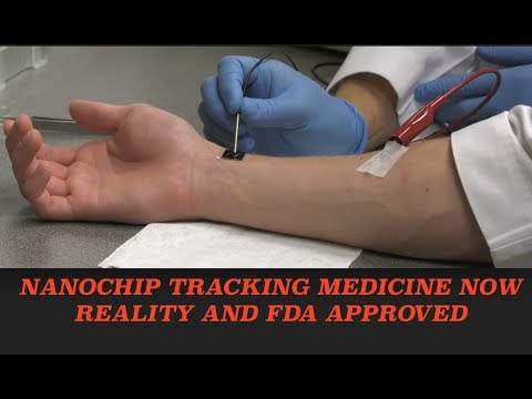 Nanochips in Medicine & GMO Virus Injection Gene Therapy