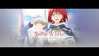 ~AMV~O Chandralekha Snow white with the red hair[Anime in Hindi]