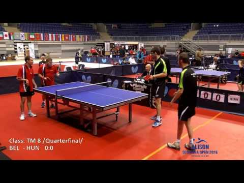 Alison Slovakia Open 2016 - Final Day (Table 16)