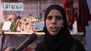 بالفيديو: أحد أبناء مرسى مطروح البدوية تعيد التراث البدوي للمدينة من جديد