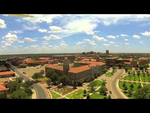 Aerial Video ~ Texas Tech 2