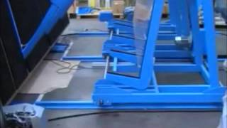 RUNNER LOADING ARMS  CMS BREMBANA GLASS DIVISION