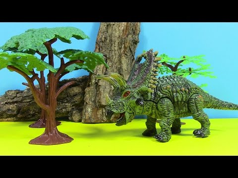 Walking with Dinosaurs 3D play surprise bag of extracting dinosaur