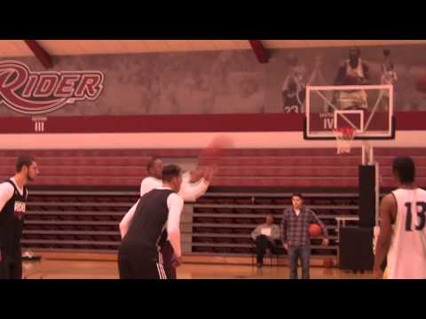 Donyell Marshall Becomes New Assistant Coach at Rider University (Full Version)