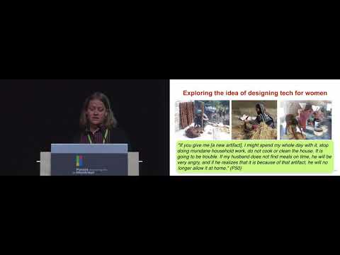 Design Within a Patriarchal Society: Opportunities and Challenges in Designing for Rural Women ...