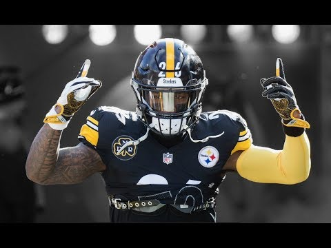 """Le'Veon Bell    """"Narcos""""    Pittsburgh Steelers Highlights ᴴᴰ"""