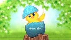 Frohe Ostern 2020 ☆ Happy Easter 2020 ☆ Feliz Pascua 2020 ☆ Joyeuses Pâques 2020