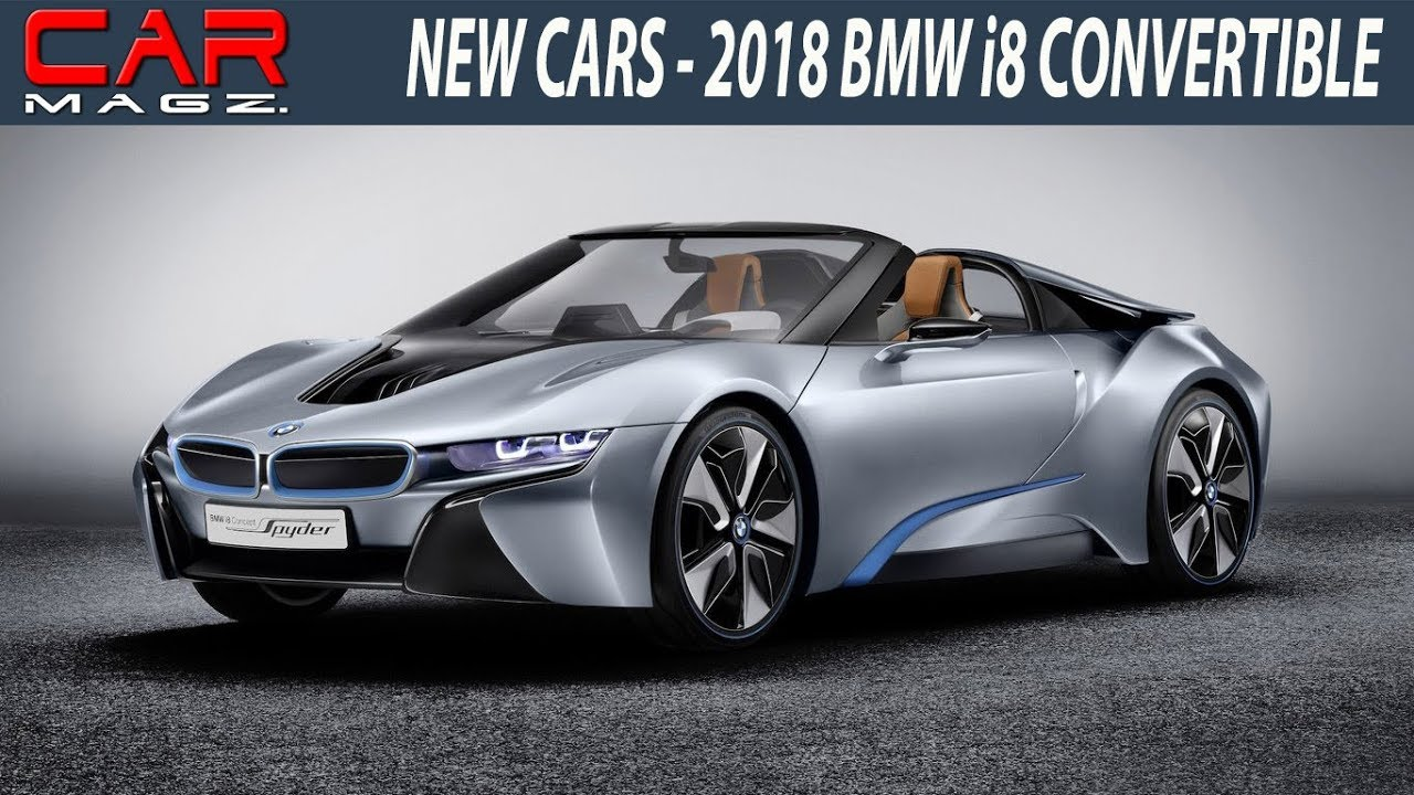2018 Bmw I8 Convertible Review And Specs Youtube