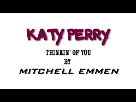 Katy Perry - Thinking Of You(cover)