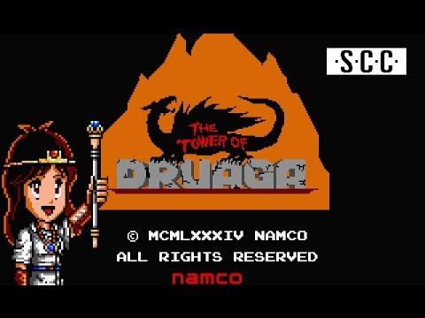 MSX BASICでドルアーガの塔を作ってみた5【SCC対応】