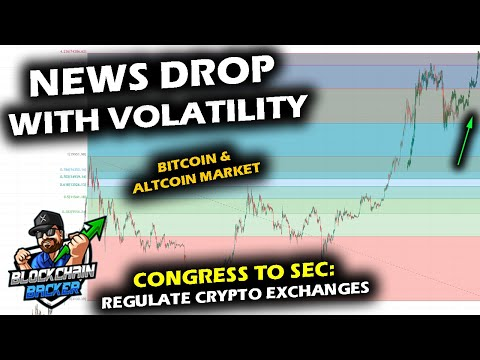 BIG NEWS ARRIVES From Congress To SEC As Bitcoin Price Chart And Altcoin Market Continue Ranging