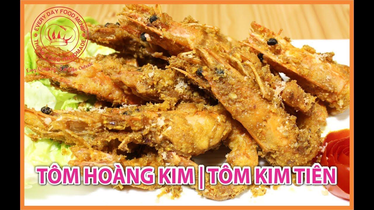 Tôm Hoàng Kim | Tôm Kim Tiền