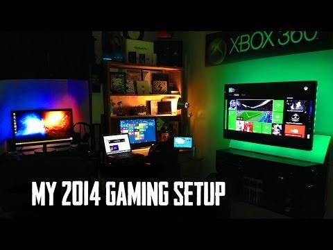 TechCentury Full Setup Tour Early 2014 FunnyCat TV