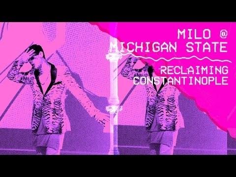 MILO at Michigan State University: Reclaiming Constantinople