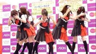 2012/11/23(金・祝) 佐賀・イオンモール佐賀大和にて開催されたQunQunミ...