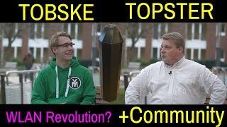 DESIGN vs. WLAN - Revolutioniert die VENTEV Outdoor Bollard ALLES? - Topster und Tobske