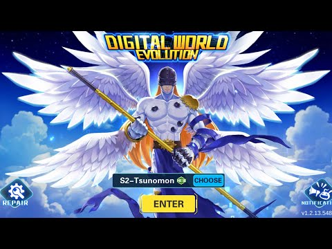 Digital World: Evolution V1.2.0 Best Digimon Android
