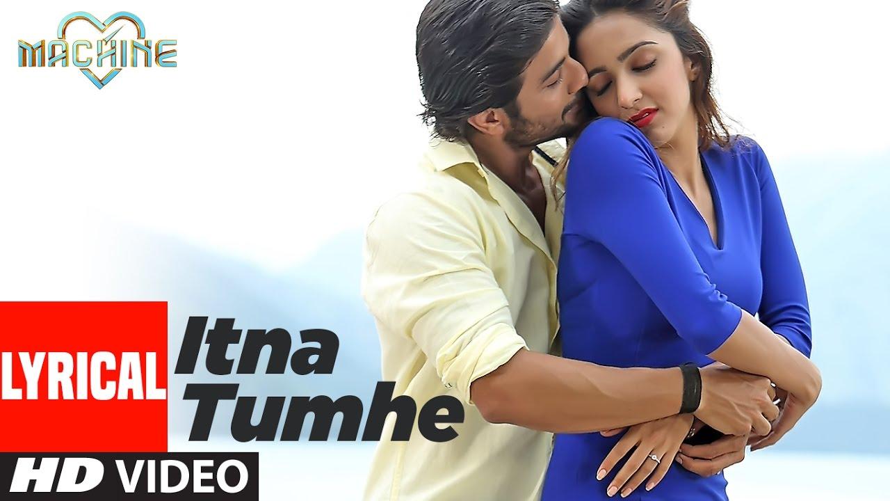 Itna Tumhe Lyrical Video Song   Yaseer Desai & Shashaa Tirupati    Abbas-Mustan   T-Series
