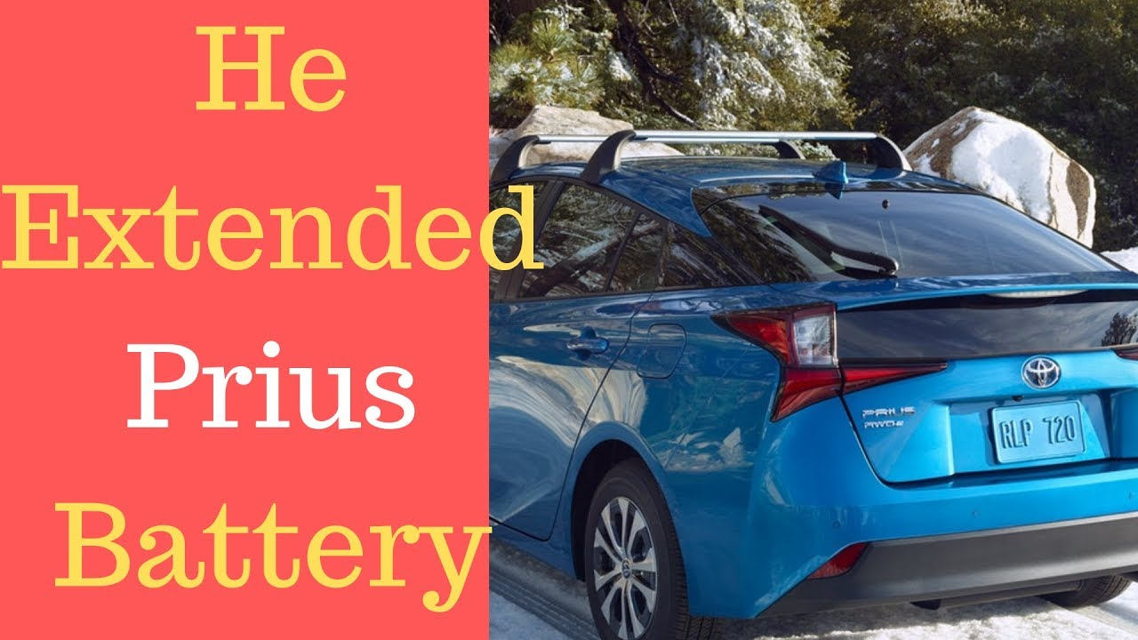 5 Battery Technologies That Are Influencing Toyota Prius