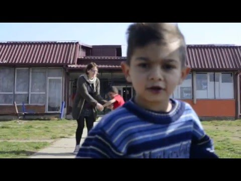 Let's help children be children - Daily Care Center for Street Children - Shuto Orizari, Macedonia