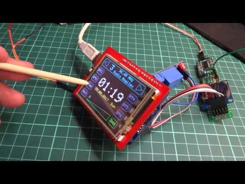 Особенности использования TFT Shield для Arduino Uno