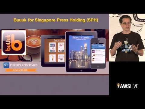AWS Summit 2013 | Bangalore - Running Lean with Optimized Architecture, Pieter Kemps