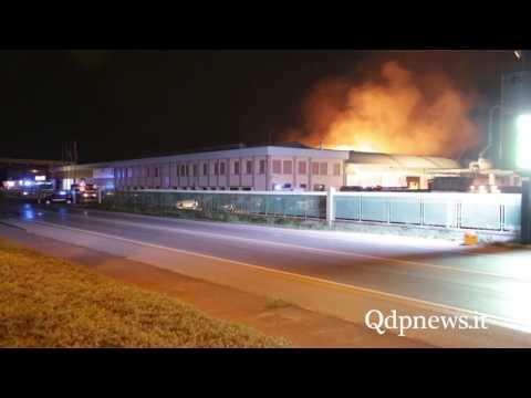 Incendio Conegliano: Garbellotto Spa