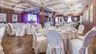 Лучший загородный ресторанный комплекс для свадьбы в Москве