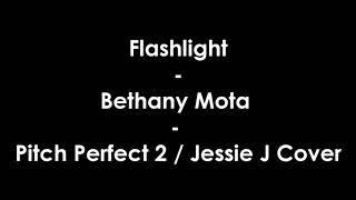 Cover Lirik lagu Flashlight Jessy J