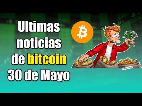 Wall Street Esta Acumulando Bitcoin?, Baja Busquedas En Google, Noticias 30 De Mayo