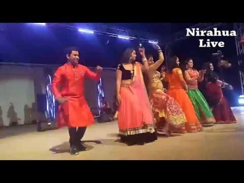 "Dinesh Lal Yadav ""Nirahua"" Live Performance | Doha Qatar"
