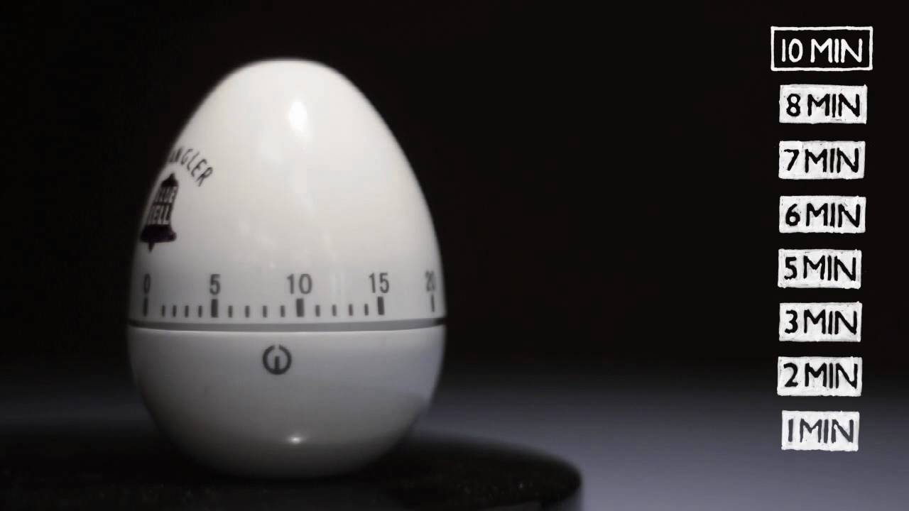 10 Minutes Egg Timer Youtube With About