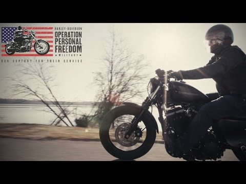 Operation Personal Freedom | Harley-Davidson