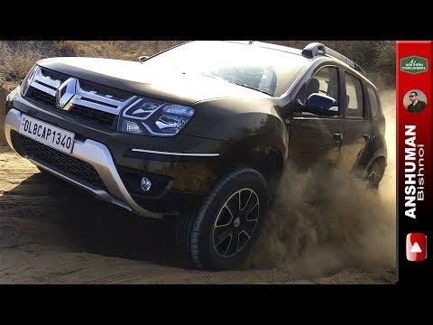 Duster AWD, XUV 500 AWD, Grand Vitara 4wd Offroading compilation. 25Mar17