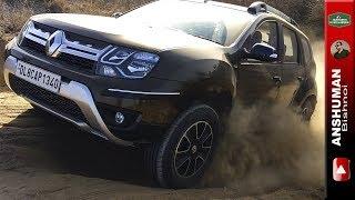 Duster AWD, XUV-500 AWD, Grand Vitara 4wd: Offroading compilation. 25Mar17