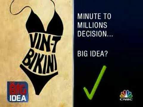 """Vin-T Bikini on """"The Big Idea: Will It Play In Peoria"""""""