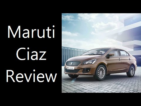 Maruti Ciaz Price Features Specs And Walk Around Review
