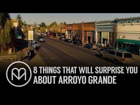 8 things that will surprise you about Arroyo Grande