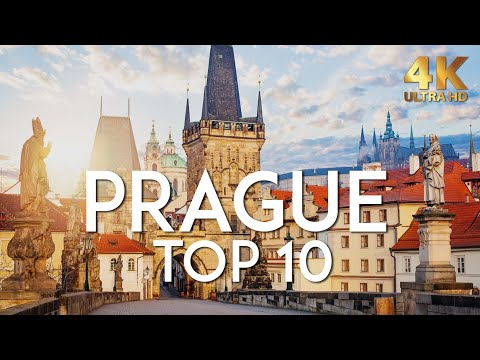 TOP 10 Things to do in PRAGUE in 2020 | Czechia Travel Guide in 4K