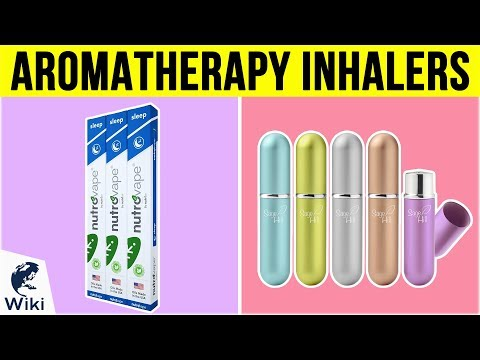 7 Best Aromatherapy Inhalers 2019