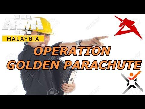 OPERATION GOLDEN PARACHUTE