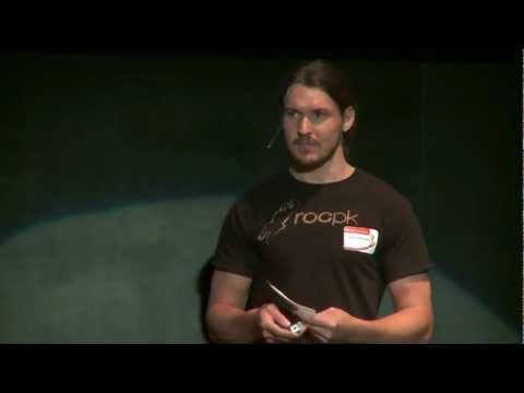 TEDxFlourCity - CharlesMoreland - Parkour Training